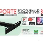 Suporte para tv articulável 15 a 32′ S1700 Sulforte