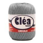 Linha Cléa 1000 alumínio cinza-8473 Círculo