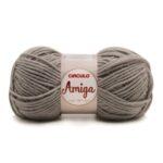 Lã amiga Cinza aço-8797 Círculo